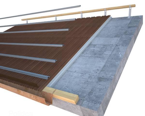 Pannello Solare Termico Voce Capitolato : Pannello sottotegola in polistirolo per isolamento termico