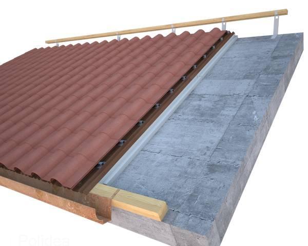 Pannello isolante sottotegola e sottocoppo in polistirolo per isolamento termico delle dei tetti - Pannelli osb per esterno ...