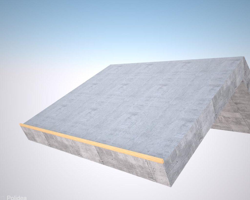 Pannello Solare Termico Voce Capitolato : Pannello per tetto ventilato in polistirolo espanso