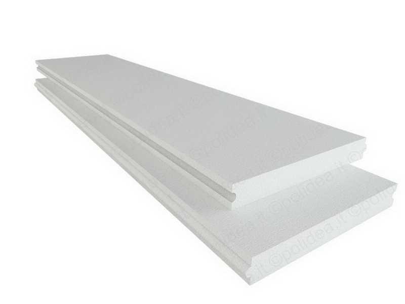 Pannello Solare Termico Voce Capitolato : Isolamento intercapedine con pannelli in polistirolo