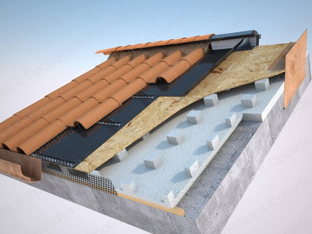 Pannelli in polistirolo per isolamento termico