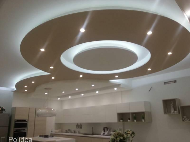 Decorazioni Soffitto Polistirolo: Boiserie in ceramica per ...