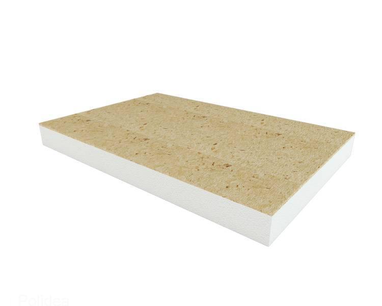 Pannello Solare Termico Voce Capitolato : Pannello isolante accoppiato con osb pannelli in