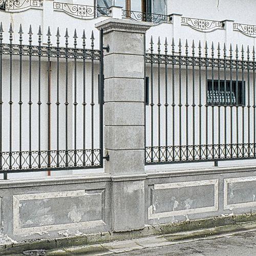 Pilastri per Cancelli