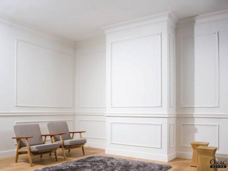 cornici in polistirolo per decorazioni di interni