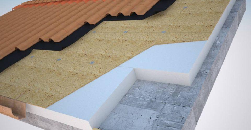 Pannello in polistirolo per isolamento termico